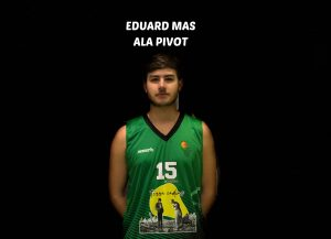 EDUARD MAS - #15 – ALA PIVOT – 189cm
