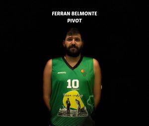 FERRAN BELMONTE - #10 – PIVOT – 194cm