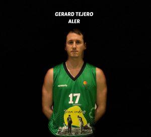GERARD TEJERO –#17 – ALER – 186cm