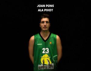 JOAN PONS - #23 – ALA PIVOT – 189cm