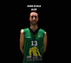 JUAN AYALA - #13 – ALER – 184cm