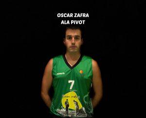 OSCAR ZAFRA - #7 – ALA PIVOT – 189cm